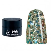 Soak off Glitter (5ml) 03